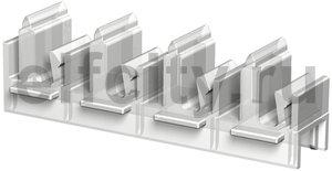Соединитель профилей горизонтальный (50 мм)