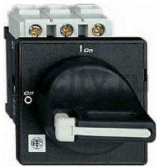 Выключатель-разъединитель главный,для установки на дверце, 32А