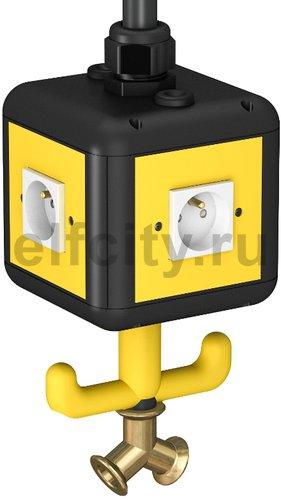 Блок питания VH-4 укомплектованный 140x140x252 мм (черный)