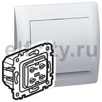 Кнопочный светорегулятор - Galea Life - 40-400 Вт - для всех видов нагрузки