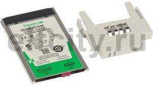 PCMCIA КАРТА 192-768K RAM