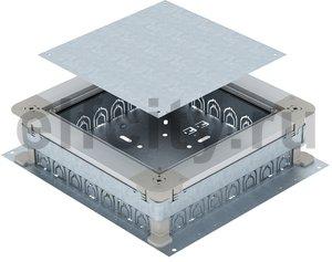 Монтажное основание под заливку в бетон 410x367x70 мм (сталь)