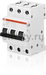 Автоматический выключатель 3P S203MT K0,2UC