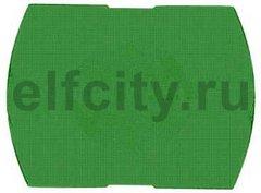 Кнопка с зеленой подсветкой