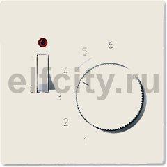 Термостат 230 В~ 10А с выносным датчиком, для электрического подогрева пола, слоновая кость