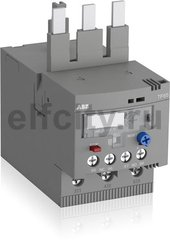 Реле перегрузки тепловое TF65-40 диапазон уставки 30.0 - 40.0А для контакторов AF40, AF52, AF65, класс перегрузки 10