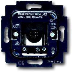 Механизм датчика движения Busch-Wachter 180 UP с МОП-транзистором для ламп накаливания и НВГЛ, 60-420 Вт