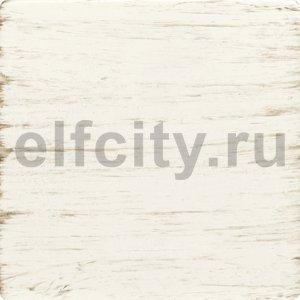 Заглушка с латунной накладкой, цвет white decape