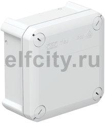 Распределительная коробка T60, 114x114x57, сплошная стенка