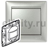Автоматический выключатель 230 В~ , 60-300Вт, с задержкой отключения 1с-16минут, пластик под алюминий