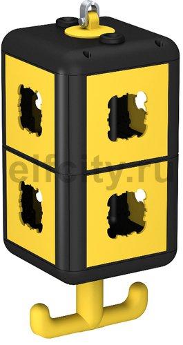 Корпус блока питания VH-8 (пустой) 140x140x252 мм (черный)