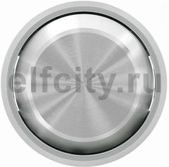 Клавиша для 1-клавишных выключателей/переключателей/кнопок, серия SKY Moon, кольцо хром