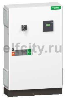 УКРМ VarSet 150 кВАр 400В для слабо загрязненной сети с авт. выключателем