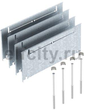 Комплект для регулирования высоты монтажного основания UZD250 (сталь,165+55 мм)