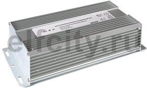 Блок питания для светодиодной ленты пылевлагозащищенный 200W 12V IP6