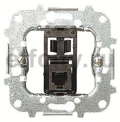 Розетка телекоммуникационная на 8 контактов, тип RJ45, категория 5е