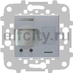 Автоматический выключатель 230 В~ , 40-400Вт, двухпроводное подключение, задержка отключения 10с-10мин, серебристый
