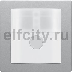 Quicklink - Инфракрасный датчик движения 1,1, Q.1/Q.3, цвет: алюминиевый, бархатный лак