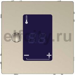 Термостат сенсорный 230 В~ 8А с выносным датчиком, для электрического подогрева пола, сахара