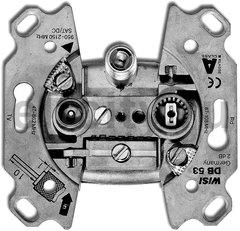 Механизм TV-R-SAT розетки, тупиковая