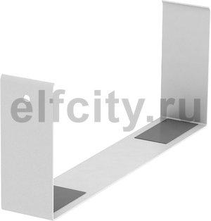 Стыковая накладка кабельного канала Rapid 80 70x170 мм (сталь,белый)