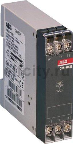 Термисторное реле защиты двигателя CM-MSE питание 110-130 В AC,1НО