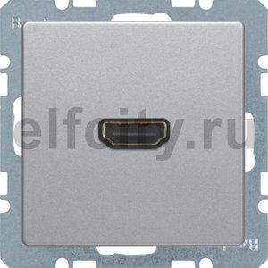BMO HDMI, Q.1/Q.3, цвет: алюминиевый, бархатный лак