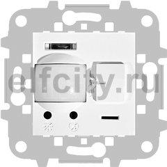 Автоматический выключатель 230 В~ , 40-400Вт, двухпроводное подключение, задержка отключения 10с-10мин, белый