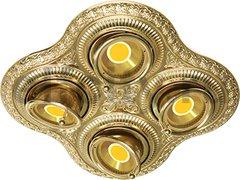 Точечный светильник San Sebastian Four, Bright Gold