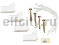 Nedbox Набор креплений для сухих перегородок для щитов
