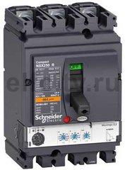 Автоматический выключатель 3П MICR2.2 40A NSX100R(200кА при 415В, 45кА при 690B)