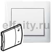 Лицевая панель - Galea Life - для светорегуляторов Кат. № 7 756 52/53 - White