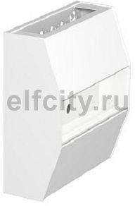 Монтажный блок UKR для установки доп. устройств 210x240x95 мм (белый)