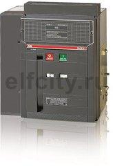 Выключатель-разъединитель стационарный E1B/MS 1600 4p F HR