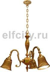Люстра - Milazzo II, цвет: светлое золото