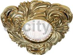 Точечный светильник Toscana Chianti, bright gold