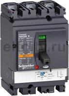 Автоматический выключатель 3П MA12,5 NSX100R(200кА при 415В, 45кА при 690B)