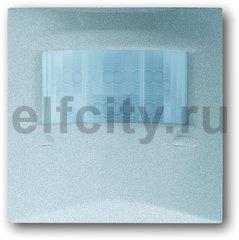 Автоматический выключатель 230 В~ , 40-400Вт, с защитой от срабатывания на животных, монтаж 2,5м, серебристый алюминий