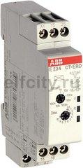 Реле времени CT-ERD.22 модульное (задержка на включ.) 24-48B DC, 24-240B AC (7 временных диапазонов 0,05с...100ч) 2ПК