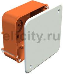 Распределительная коробка для скрытого монтажа в полых стенах 105x105x50