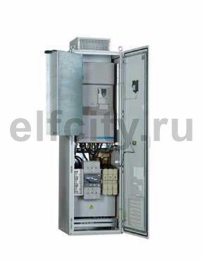 Комплектный преобразователь частоты (ПЧ) шкаф ATV71 110 КВТ 415В IP54