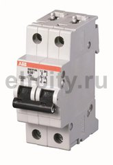 Автоматический выключатель 1P+N S201P K0.2NA