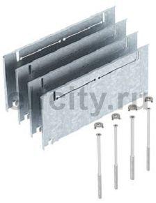 Комплект для регулирования высоты монтажного основания UZD250 (сталь,215+55 мм)