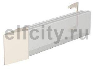 Приборная накладка для монтажа устройств (белый)