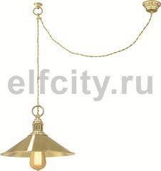 Потолочный светильник - Marsala Collection, цвет: золото, белая патина