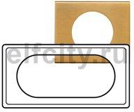Рамка - Программа Celiane - эксклюзивная - 4/5 модулей - золото