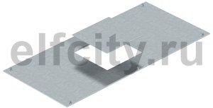 Крышка кабельного канала OKA-G/W для установки GES4 800x400x4 мм (сталь)