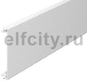 Крышка кабельного канала GEK 110x2000 мм (ПВХ,белый)