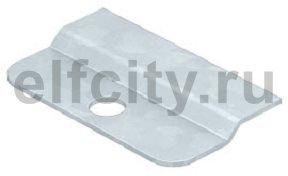 Накладка для крепления кабельных каналов EUK 27x45x1 мм (сталь)