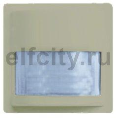 Автоматический выключатель 230 В~ , 40-400Вт, с защитой от срабатывания на животных, задержка отключения 80с, шампань